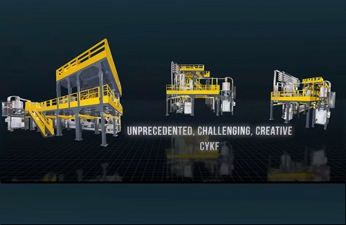 The full video of the CK-80HT Co-rotating Twin Screw Underwater Pelletizing Compounding Line is finally released!