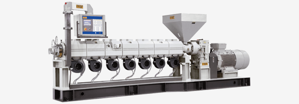 High Output Single Screw Pelletizing Extruder