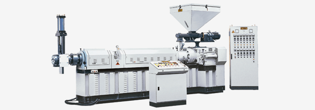 Single Screw Pelletizing Extruder