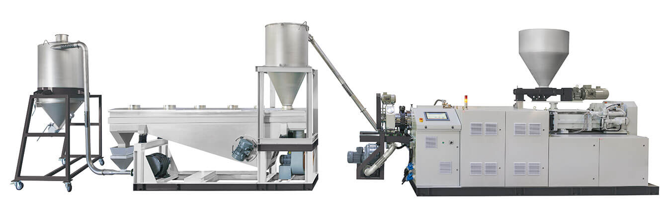 PVC Pelletizing Extrusion Line